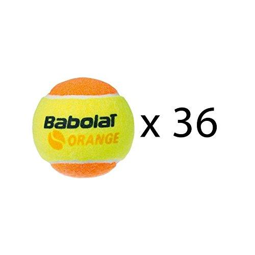 Babolat Box x36Ball Korb, unisex, 511004, gelb, Einheitsgröße