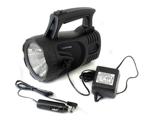 Price comparison product image RECHARGEABLE 1MILLION CANDLE POWER CORDLESS SPOTLIGHT TORCH BRIGHT LED BULB