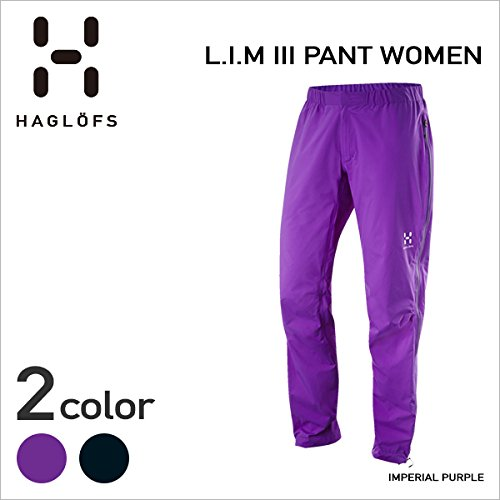 4e5a61c05b8 7318840712391 EAN - Haglöfs L.I.M Iii Pant Women Black Size Xxl ...