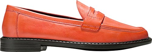 Cole Haan Pincée Campus Penny Loafer Flame