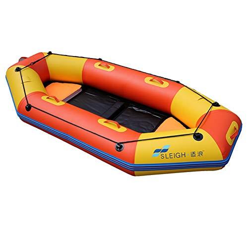 POTA Schlauchboot aufblasbarem Boot 3-Personen