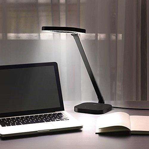 Lampada da tavolo led taotronics ricarica usb lampada da for Lampada led da scrivania