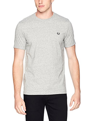 Fred Perry Ringer T-Shirt, T-Shirt - L