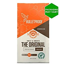 Bullet Proof Ground Upgraded Coffee, 340 g