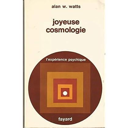 Joyeuse cosmologie