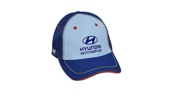 Wrc Hyundai Motorsport Kinder Cap World Rally Campioship Kids Kappe Auto