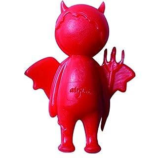 airflair AZLUF567 Teufel Lufterfrischer-Clip, Duftrichtung : Kirsche/Cherry, Schutzengel und Glücksbringer, Rot