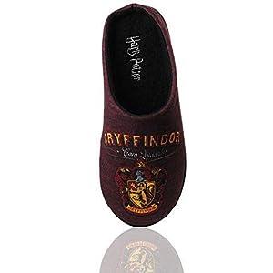 Pantuflas originales de Harry Potter Baranec Gryffindor para hombre 10