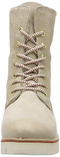 Tamaris 26277 Damen Combat Boots Mehrfarbig (Sand Comb 370)
