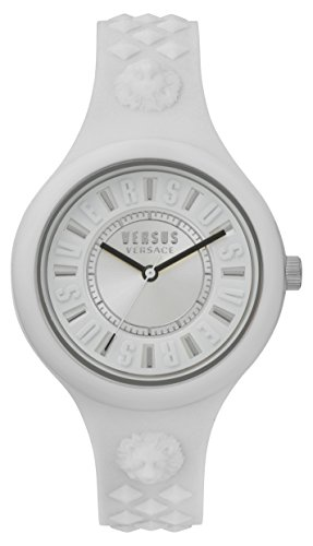 Versus by Versace Reloj Analogico para Mujer de Cuarzo con Correa en  Silicona VSPOQ2118 948ab6992daf