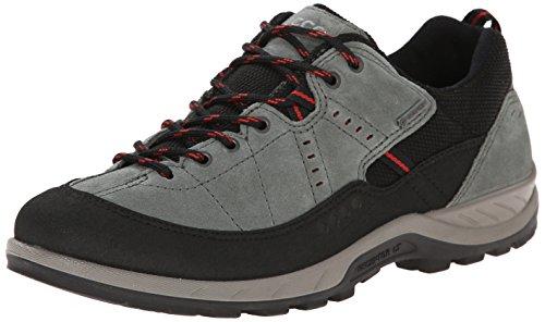 Ecco Ecco Yura Ladies, Chaussures de fitness outdoor femme Gris - Grau (BLACK/MOON)