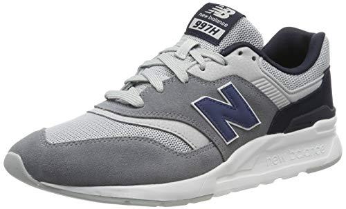 New Balance Herren 997H Sneaker, Grau Gunmetal, 42.5 EU