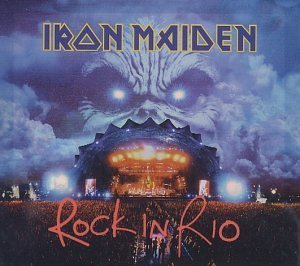 Rock in Rio by Iron Maiden (2002-03-20) (Iron Maiden Rio)