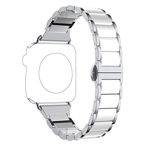 for-apple-watch-band-series-1-series-2-38mm-rosa-schleife-apple-iwatch-replacement-band-white-stainl