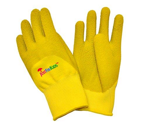 g-f-2040-g-justforkids-premium-microfoam-textura-revestimiento-kids-guantes-de-multiusos-amarillo-ve