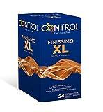 Control FINISSIMO, 24 Profilattici Super Sottili XL