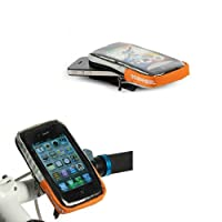 Cycling Bicycle Bike Handlebar Stem Mount Bag for Navigation Iphone HTC