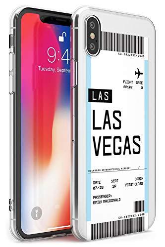 Personalizado Tarjeta De Embarque: Las Vegas Estuche