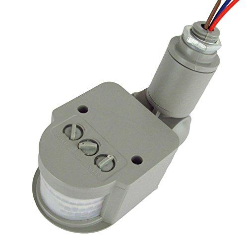Motion Sensor LED Automatischer Infrarot Schalter AC 220V (220v Motion-sensor-schalter)