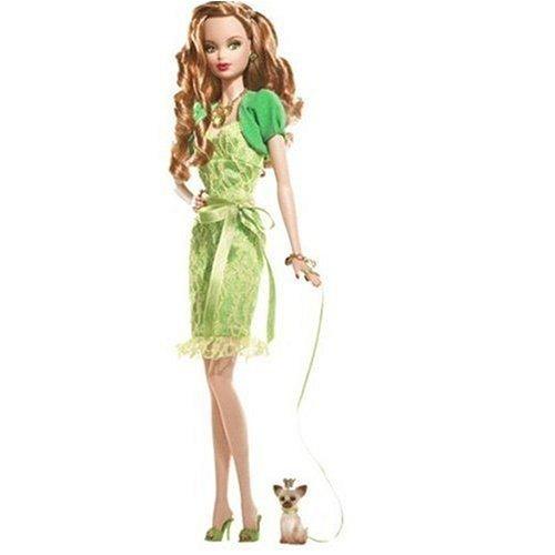 August Birthstone Barbie (japan import) -