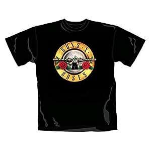 Guns N Roses - T-Shirt Logo (in M)