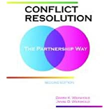 Conflict Resolution: The Partnership Way