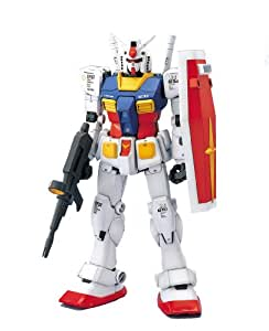 "Bandai Hobby RX-78-2 Gundam ""Mobile Suit Gundam"" Perfect Grade Action Figure, Scale 1:60 (japan import)"