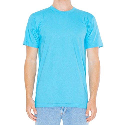 american-apparel-t-shirt-uomo-blu-small