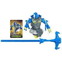 Beyblade Shogun Steel BeyWarriors BW-10 Guardian Leviathan Battler by Beyblade TOY (English Manual)