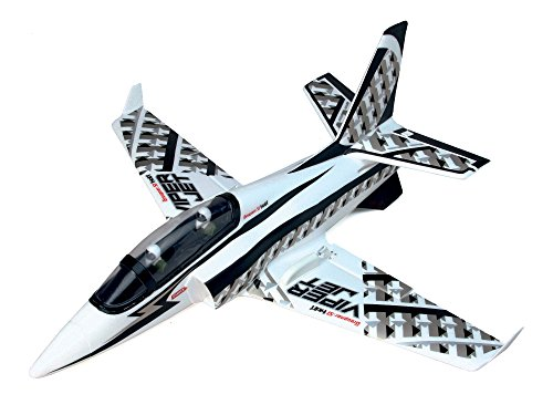 Graupner 9931.100 - Viper Jet 720 RC Elektro Flugmodell (Rc-flugzeuge Unter $20)