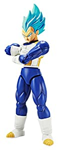 Bandai Model Kit 19766 - 58577 Figure Rise - Super Saiyan God Vegeta, 15 cm