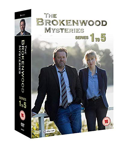 The Brokenwood Mysteries - Series 1-5 (10 DVDs)