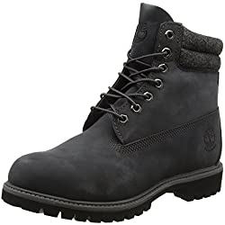 Timberland Men's 6 in Double Collar Waterproof Boot - 41hpKGLRVKL - Timberland Men's 6 Inch Double Collar Waterproof Boot