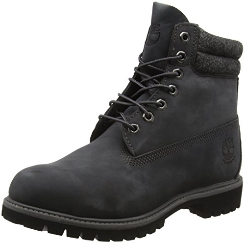 Timberland 6 in Classic Boot_6 in Classic Boot_6 in Double Collar Boot, Bottines à Doublure Froide Homme