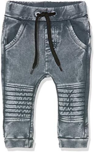 Noppies Baby-Jungen Hose B Pants Sweat Vik, Grau (Grey Overdyed C311), 86