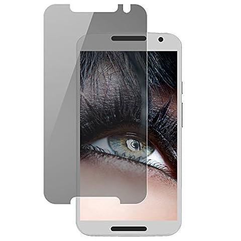 mtb Display Schutzglas aus Tempered Glass für das Motorola Moto X (2. Generation, 5,2'', XT1092) - 9H - 2.5D - Schutzfolie Glasfolie Protector