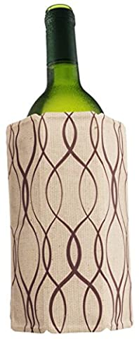 Vacu Vin Rapid Ice / Active Wine Cooler - Linen