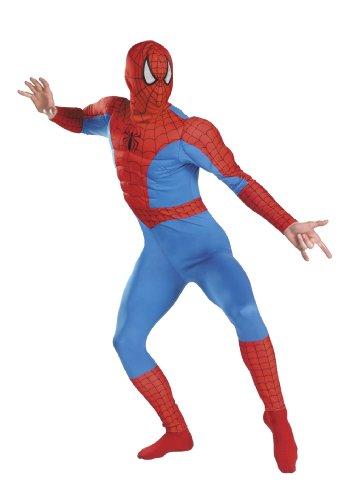 Spiderman™- Kostüm für Herren - M