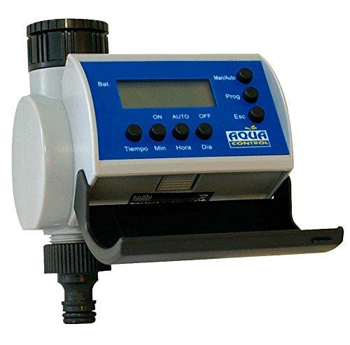 Aqua Control C4100 - Programador digital de riego para grifo