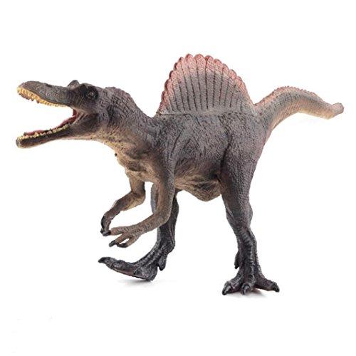 Upxiang Dinosaurier Modell Spielzeug! Pädagogisches simuliertes Dinosaurier-Modell, Kind Spielzeug Dinosaurier Geschenk, Dinosaurier Bausatz Modell Spielzeug für Kinder und Erwachsene (F)