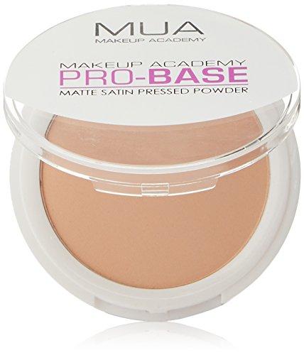 Makeup Academy Mua Pro Matte Satin Pressed Powder Beige Flush 025