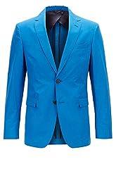 BOSS Herren Sakko Nobis6 Blau 54