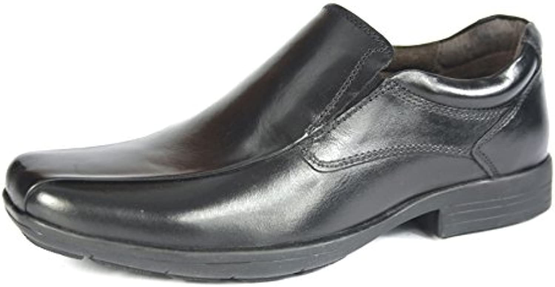 Pod Durham Herren Schuhe Schwarz