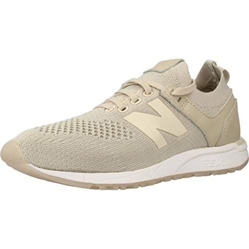 New balance sport scarpe per le donne, color beige, marca, modelo sport scarpe per le donne wrl247 sv beige