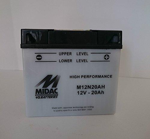 BATTERIA MOTO MIDAC MB16AL-A2 (YB16AL-A2)