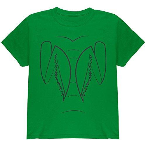 Halloween Gottesanbeterin Kostüm Jugend T Shirt irischen Grünen (Kostüme Ign Halloween)