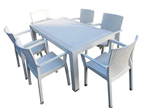 Cuscini per divani giardino outsunny set mobili da esterno in