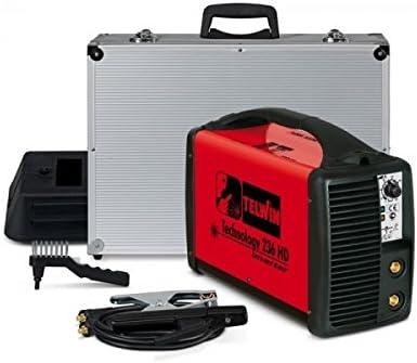 Estación de soldadura TIG Inverter Technology 236HD + accesorios
