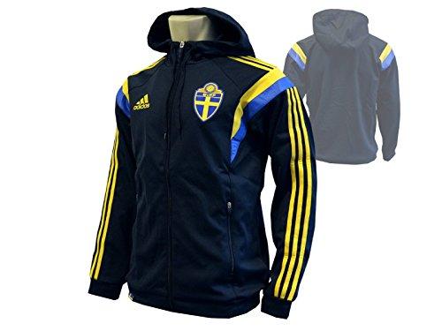 Adidas Schweden Sweatjacke Jacke Sweatshirt Hoodie (S)