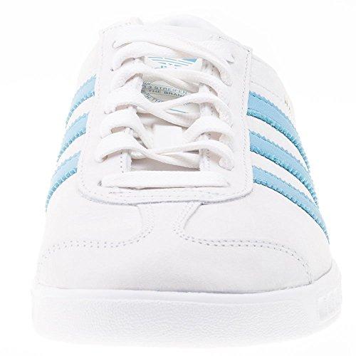 Blanch Branco Originals Céu Adidas Ftwr Hamburgo Sapatos Branco Cristal qP7aZw0